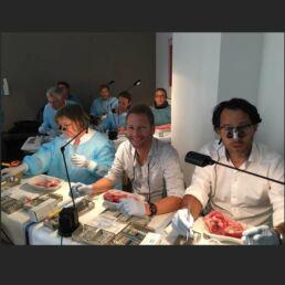 Fortbildung Prof. Dr. Sculean bei Dr. Girthofer in München