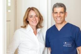 Dr. Stephan Girthofer und Dr. Kristina Girthofer, Gemeinschaftspraxis für Kieferchirurgie, Oralchirurgie, Implantologie und Kieferorthopädie in München