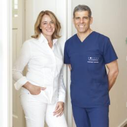 Dr. Stephan Girthofer und Dr. Kristina Girthofer, Gemeinschaftspraxis für Kieferchirurgie, Oralchirurgie, Implantologie, Kieferorthopädie in München