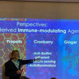 Fortbildung Periimplantitis März 2020 mit Prof. Schwarz bei Dr. Girthofer in München