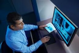 3D Röntgendiagnostik Implantologie Praxis Dr. Girthofer in München