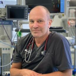 Dr. Cornelius Fröhlich, Anästhesist in der Praxis Dr. Girthofer in München